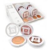 Setablu Fard Cosmetico Compatto - Colore 04 - Brick