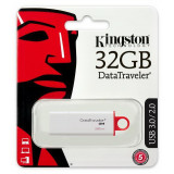 Kingston Datatraveler G4 Usb Drive - 32Gb - Usb 3.0