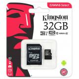 Kingston Microsd Hc 32Gb - Classe 10 - Con Adattatore Sd