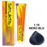 Struktis Crema Colorante Per Capelli 100Ml - N. 1.1 Nero Blu