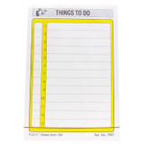 3M Post-it Notes Blocco Appunti Adesivi - Things To Do