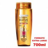 Elvive Shampoo 700Ml - Formato Xl - Olio Straordinario - Nutriente