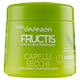 Fructis Maschera Per Capelli 300Ml - Fortificante - Per Capelli Secchi