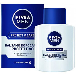 Nivea For Men After Shave 100Ml - Protettivo - Balsamo Dopobarba
