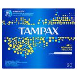 Tampax Blue Box Assorbenti Igienici Interni - 20 Pezzi - Formato Regular