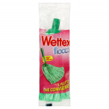 Wettex Mocio Ricambio Vileda - Attacco Universale A Vite
