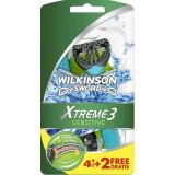 Wilkinson Xtreme3 Rasoi Radi & Getta Trilama - 6 Pezzi - Sensitive