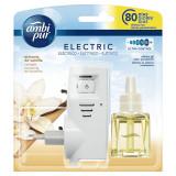 Ambipur Deodorante Casa Completo Elettrico - 80 Giorni - Vaniglia