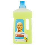 Mastro Lindo Detergente Liquido Pavimenti - 950Ml - Al Profumo Di Limone