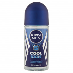 Nivea Deodorante Roll-on 50Ml - For Men - 48H - Cool Kick