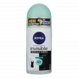 Nivea Deodorante Roll-on 50Ml - 48H - Invisible Black & White - Fresh Mist