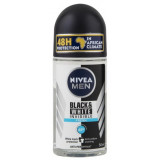 Nivea Deodorante Roll-on 50Ml - For Men - 48H - Black&white Invisible Fresh