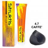Struktis Crema Colorante Per Capelli 100Ml - N. 4.7 Caffe'