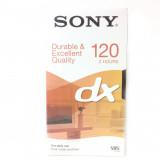 Sony Dx 120 Videocassetta Vhs
