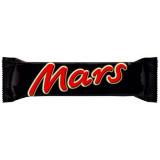 Mars Snack Dolce Cioccolato E Caramello - 1 Barretta Da 51 Grammi