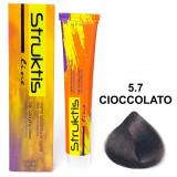 Struktis Crema Colorante Per Capelli 100Ml - N. 5.7 Cioccolato