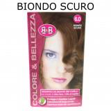 B&b Bellezza Benessere Shampoo Colorante Capelli - N. 6 Biondo Scuro