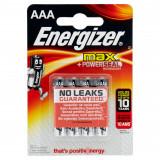 Energizer Max Pile Formato Aaa Ministilo Alcaline 15V 4Pz