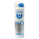 Infasil Deodorante Spray - 150Ml - Neutro Attivo Tripla Protezione 24H 2C