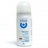 Infasil Deodorante Spray Mini - 35Ml - Extra Delicato - Formato Viaggio