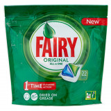 Fairy Detersivo Per Lavastoviglie In Caps 22Pz Power Ultra Regolare