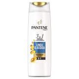 Pantene Shampoo Con Balsamo E Trattamento 3In1 - 225Ml - Linea Classica