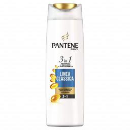 Pantene Pro-v Shampoo Balsamo E Trattamento 3In1 - 225Ml - Linea Classic