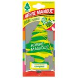 Arbre Magique Alberello Deodorante Per Auto - 1 Pezzo - Forest E Bergamotto