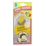 Arbre Magique Alberello Deodorante Per Auto - 1 Pezzo - Cocco