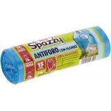 Domopak Spazzy Sacchi Antiforo Profumati 28 Litri - 15 Pezzi - Alpina