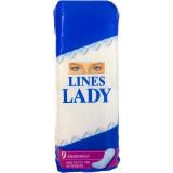 Lines Lady Assorbenti Anatomici - 9 Pezzi