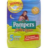 Pampers Sole E Luna Pannolini - Taglia 5 Junior 11-25Kg - 16 Pezzi