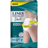 Lines Specialist Pants Unisex - 7 Pezzi - Plus - Taglia M Media