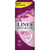 Lines Specialist Assorbenti - 24 Pezzi - Ultra Mini - Distesi