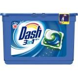Dash Pods 3In1 Detersivo Lavatrice In Caps 36Pz - Classico