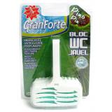 Granforte Block Wc Tavoletta Con Candeggina - Sbiancante Anticalcare - Pino