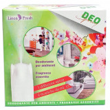 Linea Fresh Deodorante Ambienti - Diffusore Microspray + 2 Ricariche Da 15Ml