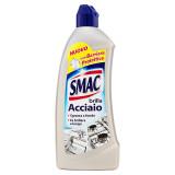 Smac Brillacciaio 500Ml Crema - Detergente Per Superfici In Acciaio