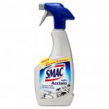 Smac Brillacciaio 500Ml Spray - Detergente Per Superfici In Acciaio