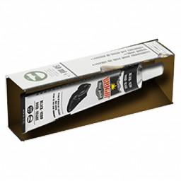 Bright Lucido Per Scarpe In Crema - Tubo Da 50Ml - Nero