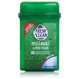 Fresh&clean Salviettine Imbevute In Barattolo 40Pz - White Musk
