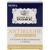 Acqua Alle Rose Roberts Crema Occhi Antirughe - 15Ml - Rosa E Caffeina