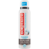 Borotalco Deodorante Spray 150Ml - Invisible Fresh - Anti-macchie