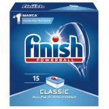 Finish Powerball Detersivo Lavastoviglie In Pastiglie - 15 Tabs - Classic