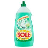 Sole Detersivo Per Piatti A Mano - 1100Ml - Limone Verde
