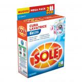 Sole Cura Lavatrice 250Ml 2Pz - Pulisce E Protegge La Lavatrice