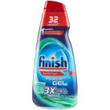 Finish Power Gel Detersivo Per Lavastoviglie - 650Ml - 32 Lavaggi - Igiene