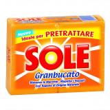 Sole Sapone Da Bucato - 2 Pezzi - 500G - Giallo - Classico