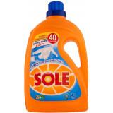 Sole Deterivo Lavatrice Liquido 40 Lavaggi - 2000Ml - Classico