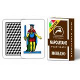 Modiano Carte Da Gioco Napoletane - Astuccio Marrone